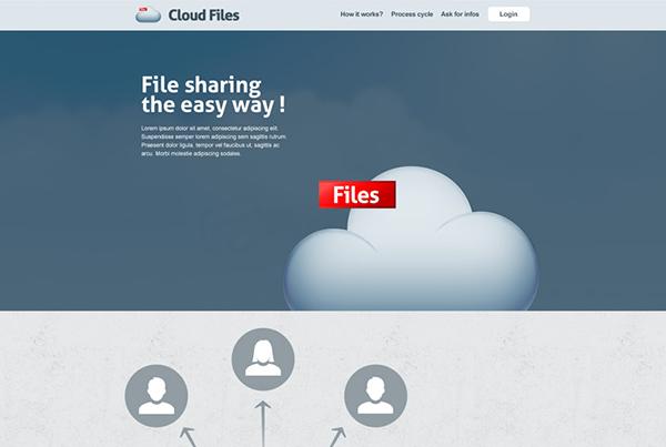 Azero Cloud files